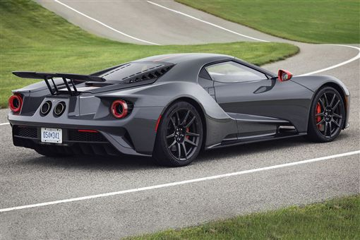 Ford GT Carbon Series(圖/翻攝網路)