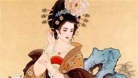 古代,楊貴妃,體重,身高,史料(圖/翻攝新浪網)