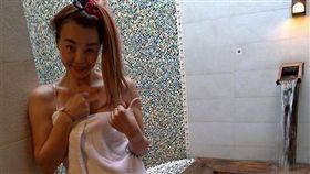 法拉利姐,張婷婷,中國,飲料店,吃素 圖/翻攝自張婷婷臉書