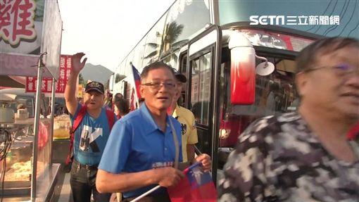 藍綠三山PK第二站! 韓遊覽車大動員