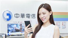 中華電信提供 行動上網 資費 打手機 大4G