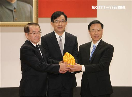 台鐵局,局長,張振源,交通部長,吳宏謀,鹿潔身/記者邱榮吉攝影