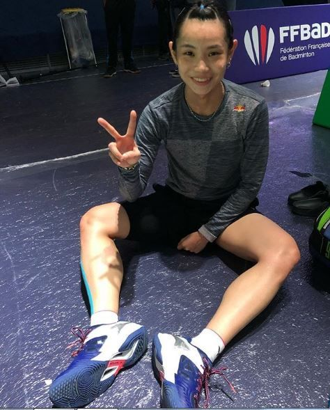 Dai Ziying accumulated time after the ball reached 100 weeks. (Picture / flip from Dai Yingying IG)