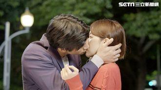 羅宏正硬起來 情敵前擁吻劉宇菁
