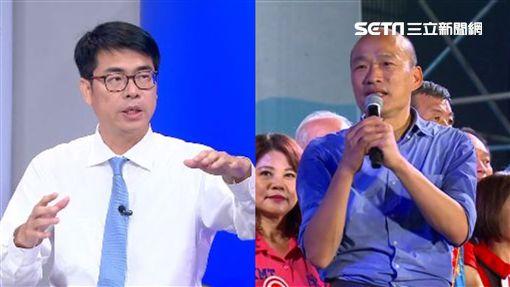 高雄,臥底,苦肉計,市長候選人,陳其邁,韓國瑜
