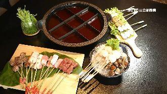 吃井字鍋有眉角!鍋底海鮮肉類這樣放