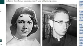 女師告解上教會…慘遭神父姦殺棄屍河邊 教會罩他逍遙度日 圖翻攝自每日郵報