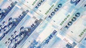 新台幣,鈔票,錢(圖/翻攝自pixabay)