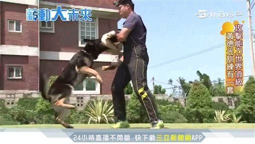 警犬訓練師