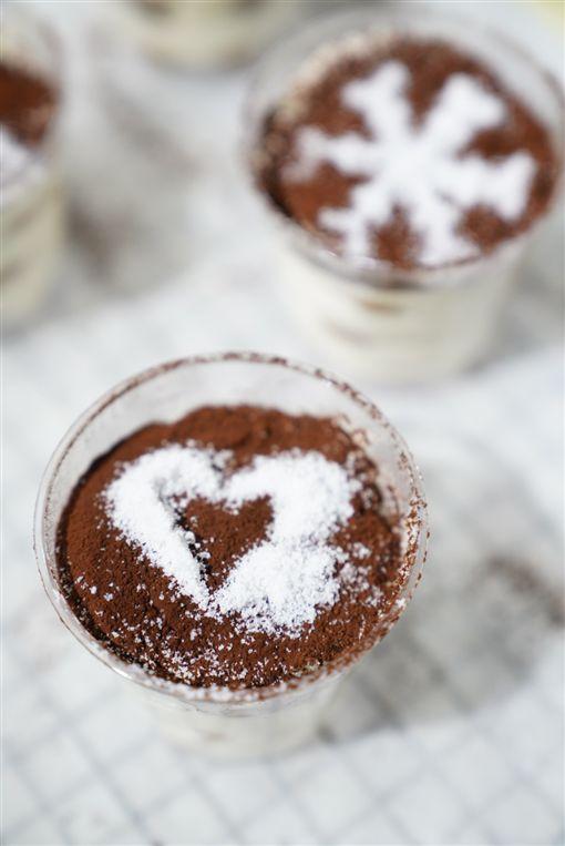 奎丁,甜點,提拉米蘇,Uplive,welcome bake。奎丁提供