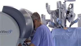 DaVinci,機械手臂,聽證會,大動脈,手術,病患,心臟,離世  圖/翻攝自YouTube http://youtu.be/VJ_3GJNz4fg