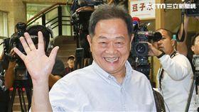 2018台北市長公辦辯論會候選人李錫錕。(記者林士傑/攝影)