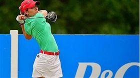 羅培茲是第2位LPGA摘冠的墨西哥球員。(圖/翻攝自羅培茲IG)