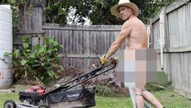 澳洲,裸體,園丁,清潔員,Bare All Cleaning(圖/翻攝自tendaily)