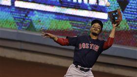 ▲波士頓紅襪外野手貝茲(Mookie Betts)。(圖/美聯社/達志影像)