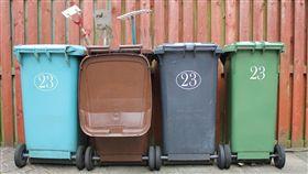 垃圾桶,亂,/翻攝自Pixabay