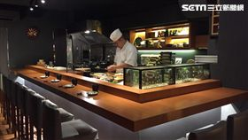 日式料理店,黃建龍,水族箱,竜壽司,/竜壽司提供