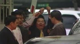 陳水扁上手銬大喊司法迫害 圖/資料照