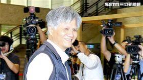 2018台北市長公辦辯論會候選人吳蕚洋。(記者林士傑/攝影)