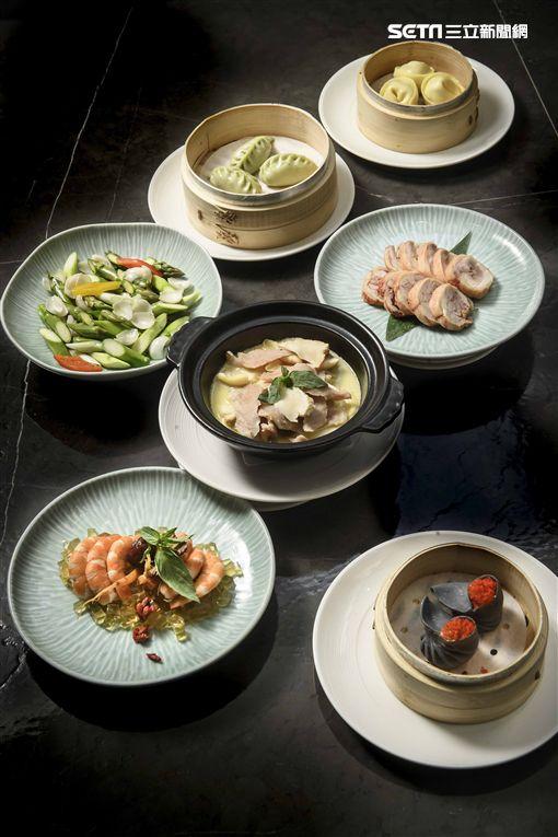 台北新板希爾頓酒店,台北新板希爾頓,新板希爾頓,美食
