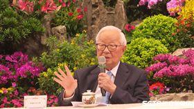 APEC領袖代表張忠謀。(圖/記者盧素梅攝)