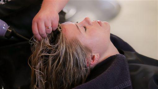 美髮,洗髮,沙龍,髮型設計,洗頭,圖/翻攝自Pixabay