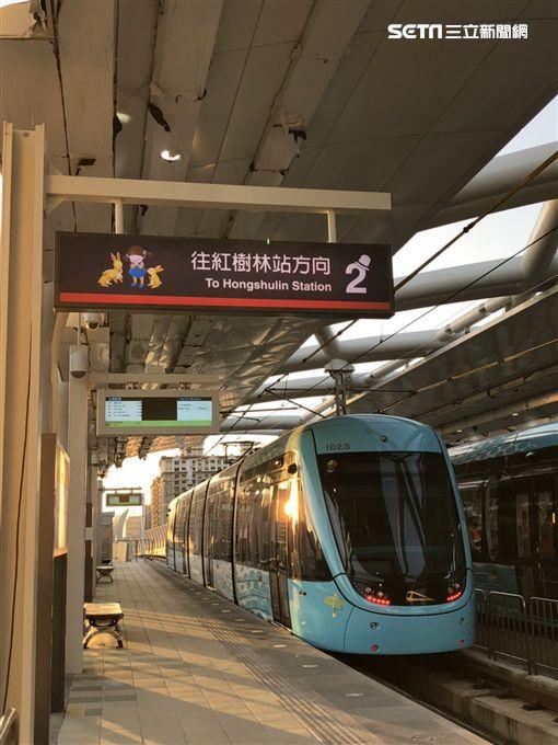 捷運,淡海輕軌,綠山線,初勘,履勘