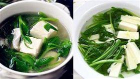 菠菜豆腐湯(圖/翻攝網路)