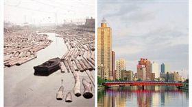 見證高雄40年「進步」 前AIT官員:已成國際城市!(圖/翻攝自Robert C DeWitt)