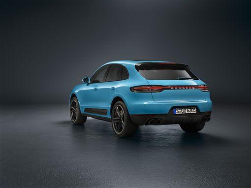新世代Porsche Macan。(圖/Porsche提供)