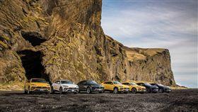 Lamborghini Avventura冰島站(圖/翻攝網路)
