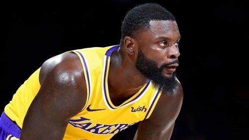 湖人吹耳哥出鬼腳!狠踹林書豪後腳跟NBA,亞特蘭大老鷹,林書豪,洛杉磯湖人,Lance Stephenson翻攝自推特
