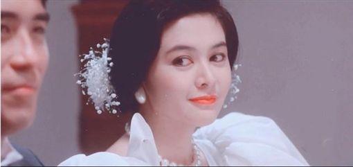 林青霞、邱淑貞、張曼玉、關之琳/微博