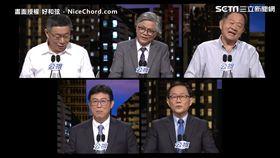 Youtuber讓台北市長候選人共組美聲男團。