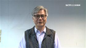 台北市長候選人吳蕚洋及兒子吳承澔