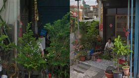 Google map,街景功能,家門,媽媽,過世,/翻攝自爆廢公社