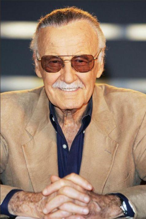 漫威,Marvel,史丹李,Stan Lee,離世(圖/翻攝自推特)