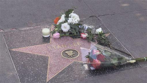「漫威之父」史丹李逝世 粉絲悼:他是漫畫界的喬治盧卡斯(圖/美聯社)