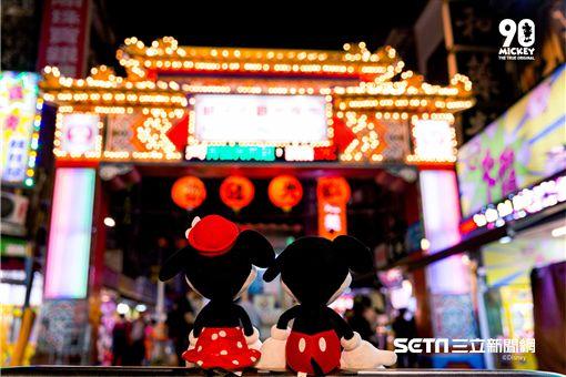 迪士尼,台灣華特迪士尼,米妮,米奇