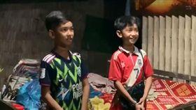 (圖/翻攝自臉書)柬埔寨,男童,語言,天才,我們不一樣