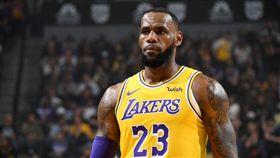 LeBron James(圖/取自NBA官方推特)