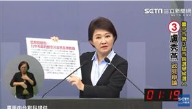 台中市長政見辯論會盧秀燕,三立新聞