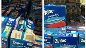好市多又見白目消費者亂拆商品不購買。(圖/取自臉書社團Costco好市多 商品經驗老實說)