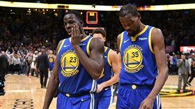 嗆杜蘭特被禁賽 格林將損失370萬 NBA,金州勇士,Draymond Green,Kevin Durant,禁賽 翻攝自推特