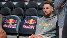鮮在更衣室發言 K湯罕見動怒籲團結 NBA,金州勇士,Draymond Green,Kevin Durant,Klay Thompson 翻攝自推特