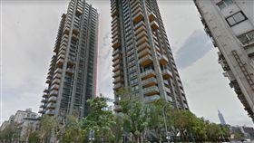 宅王易主!旁邊就是大安森林公園 這豪宅每坪猛飆299萬 圖/翻攝自Google地圖
