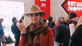 與郭彥甫同行!台灣新銳藝術家伊格希 受邀法國羅浮宮展出