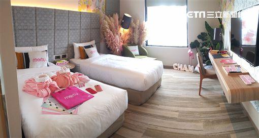 凱撒飯店,Hotel Cham Cham Taipei,趣淘漫旅-台北,美圖T9,手機,新北歡樂耶誕城