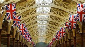 英國國旗(圖/翻攝自Pixabay)