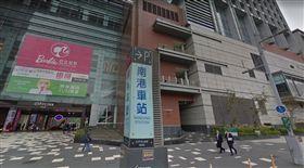 台北,南港,焦喆英,妨害公務,高鐵,南港車站